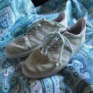 Adidas Mint Gazelle Sneakers